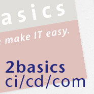 2basics ci/cd/com