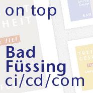 bad fuessing ci/cd/com