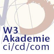 w3akademie ci/cd/com