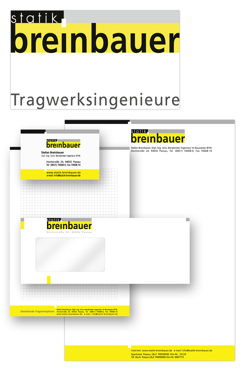 Breinbauer / Geschäftsausstattung