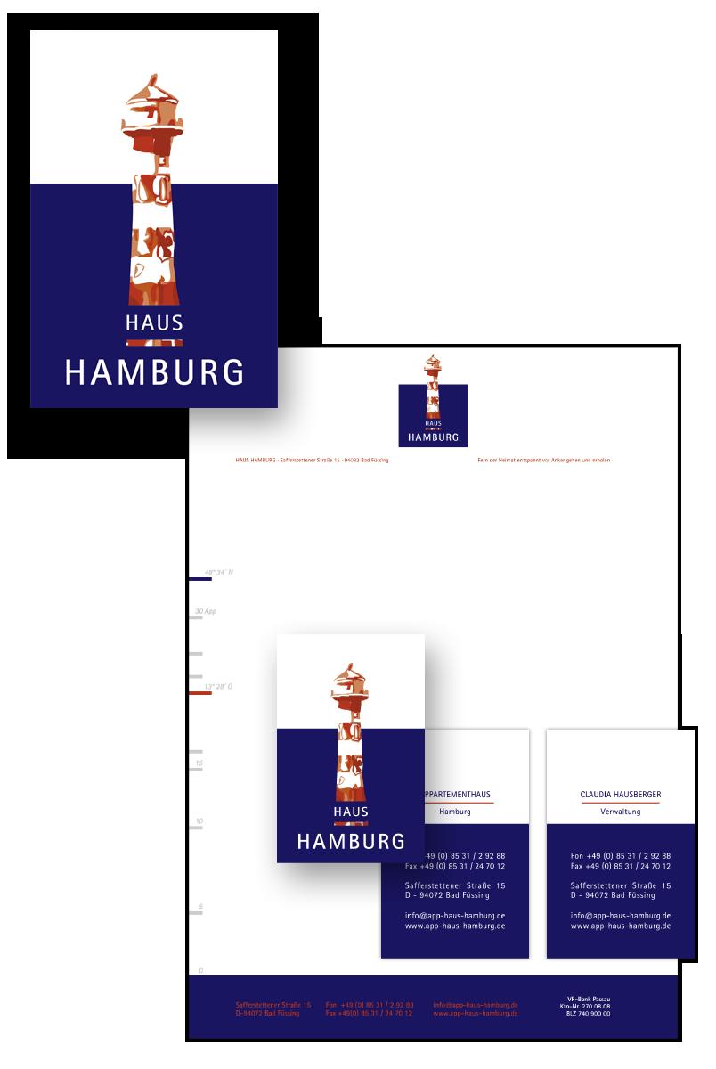Haus Hamburg / Geschäftsausstattung