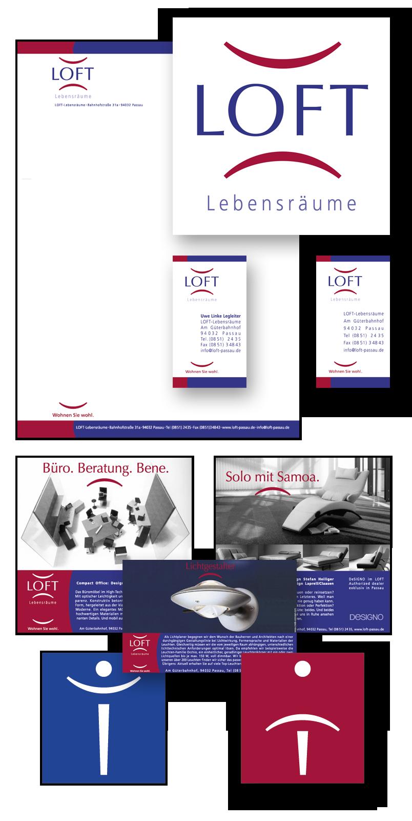 Loft / Geschäftsausstattung