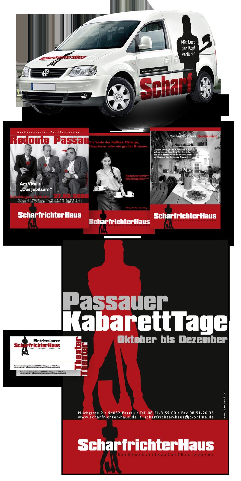 ScharfrichterHaus / communication
