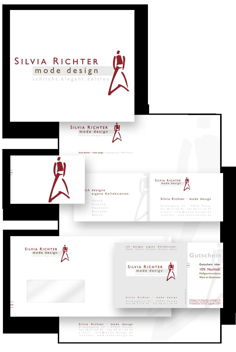 Sylvia Richter / Geschäftsausstattung