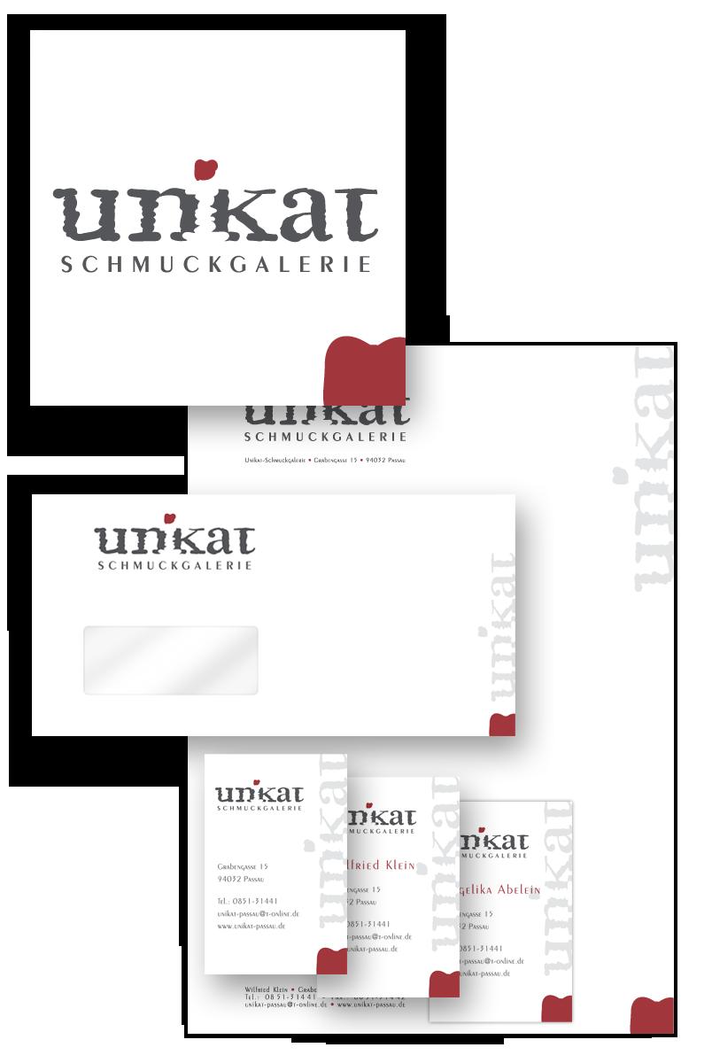 Unikat / Geschäftsausstattung