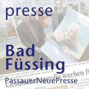 Bad Füssing 2007 presse artikel